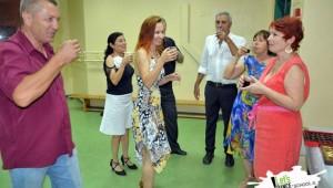 מסיבת סיום של קבוצת מבוגרים 2014