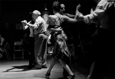 Аргентинское танго Беэр-Шева