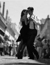 Аргентинское танго Израиль