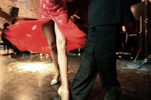 правила поведения на танцах