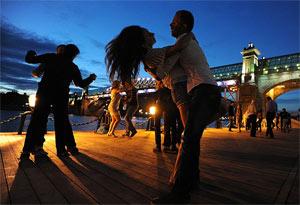 Наше любимое слово танец на разных языках