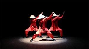 Современный танец в Китайском стиле